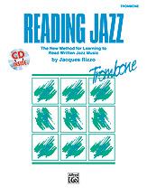 Alfred 00-SB275CD READING JAZZ TROMBONE BK&CD