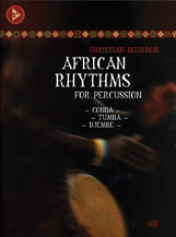 Alfred 01-ADV13003 African Rhythms for Percussion