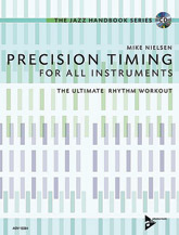 Alfred 01-ADV13284 Precision Timing for All Instruments Music Book & CD