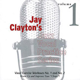 Alfred 01-ADV14106 Jay Claytons Jazz Vocal Practice Series Volume 1