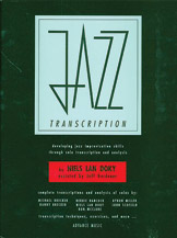 Alfred 01-ADV14207 Advance Music Jazz Transcription
