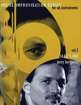 Alfred 01-ADV14260 Inside Improvisation Series Vol. 3 - Jazz Line