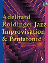 Alfred 01-ADV14300 Jazz Improvisation & Pentatonic Music Book
