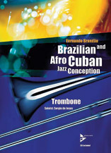 Alfred 01-ADV14843 Brazilian & Afro-Cuban Jazz Conception - Trombone