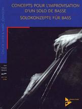 Alfred 01-ADV15001 Concepts Pour limprovisation D Un Solo De Basse & Solokonzepte Fur Bass