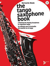 Alfred 01-ADV7156 The Tango Saxophone Book