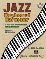 Alfred 24-JKH Jazz Keyboard Harmony