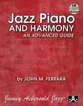 Alfred 24-JPH-A Jazz Piano & Harmony