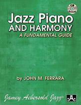 Alfred 24-JPH-F Jazz Piano & Harmony