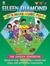 Alfred 55-10077A Let s Make Music Fun Green Book - Music Book