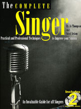 Alfred 55-5450A The Complete Singer - Music Book