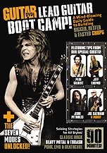 Alfred 56-37049 Guitar World - Lead Guitar Boot Camp
