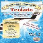 Alfred 62-CK3D Canciones Populares Para Teclado Vol. 3