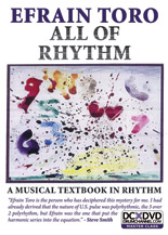 Alfred 93-DV10020001 Efrain Toro - All of Rhythm