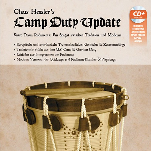 Alfred Music 00-20255US Claus Hesslers Camp Duty Update