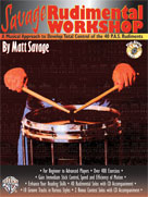 Alfred Publishing 00-0465B Savage Rudimental Workshop - Music Book