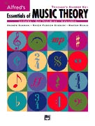 Alfred Publishing 00-17256 Essentials of Music Theory: Teacher's Answer Key - Music Book
