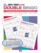 Alfred Publishing 00-19479 Essentials of Music Theory: Double Bingo Game - Rhythm - Music Book