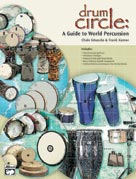 Alfred Publishing 00-20610 Drum Circle: A Guide to World Percussion - Music Book