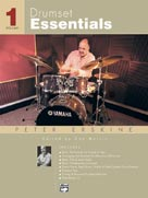Alfred Publishing 00-20622 Drumset Essentials Volume 1 - Music Book