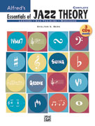 Alfred Publishing 00-20812 Essentials of Jazz Theory Complete 1-3 - Music Book
