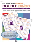Alfred Publishing 00-24448 Essentials of Music Theory: Double Bingo Game - Key Signature - Music Book
