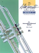 Alfred Publishing 00-3391 The Allen Vizzutti Trumpet Method - Book 1 Technical Studies - Music Book