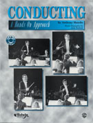 Alfred Publishing 00-SB3017CD Conducting: A Hands-On Approach - Music Book