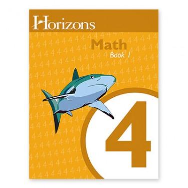 Alpha Omega Publications JMS041 Mathematics 4 Bk 1