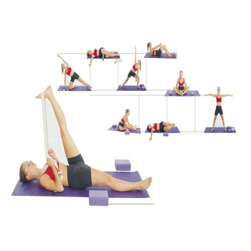 Amber Sports 1007-3 Fitness Exercise Yoga Set
