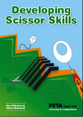 American Educational Products P-113 Developing Scissor Skills-A Guide For Parents & Teachers