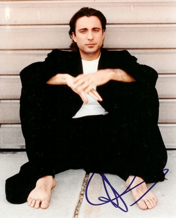 "Andy Garcia Autographed 8"" x 10"" Photograph (Unframed)"