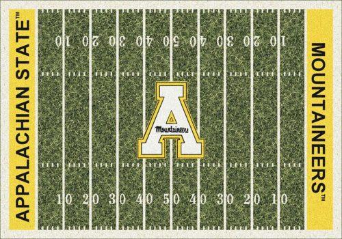 "Appalachian State Mountaineers 3' 10"" x 5' 4"" Home Field Area Rug"