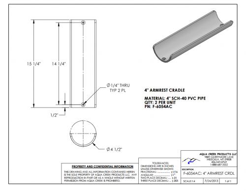 Aqua Creek Products F-01TL Test Light for Control Boxes