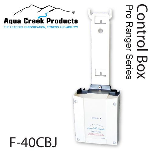 Aqua Creek Products F-40CBJ Pro & EZ Series Spa Lift Control Replacement Box