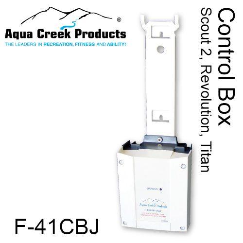 Aqua Creek Products F-41CBJ Titan & Pro Spa Replacement & Revolution Control Scout Box
