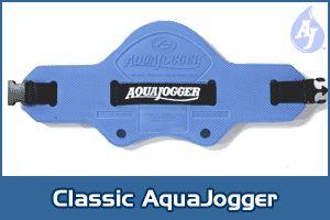 Aqua Jogger AP1 Classic belt Blue AquaJogger
