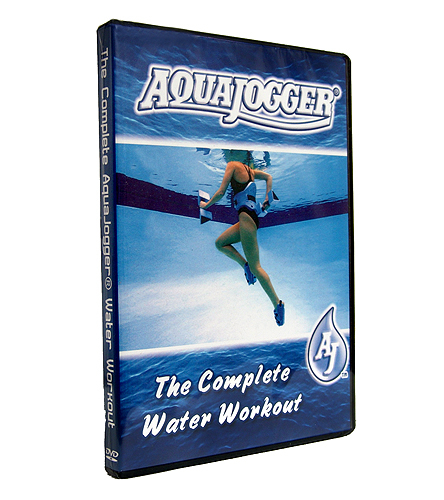 Aqua Jogger AP155 Complete Water Workout DVD
