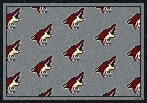 "Arizona Coyotes 2' 1"" x 7' 8"" Team Repeat Area Rug Runner"