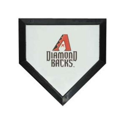 Arizona Diamondbacks Licensed Authentic Pro Home Plate from Schutt
