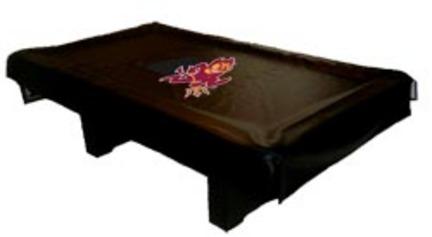 Arizona State Sun Devils MVP Universal Fit Billiard Table Cover