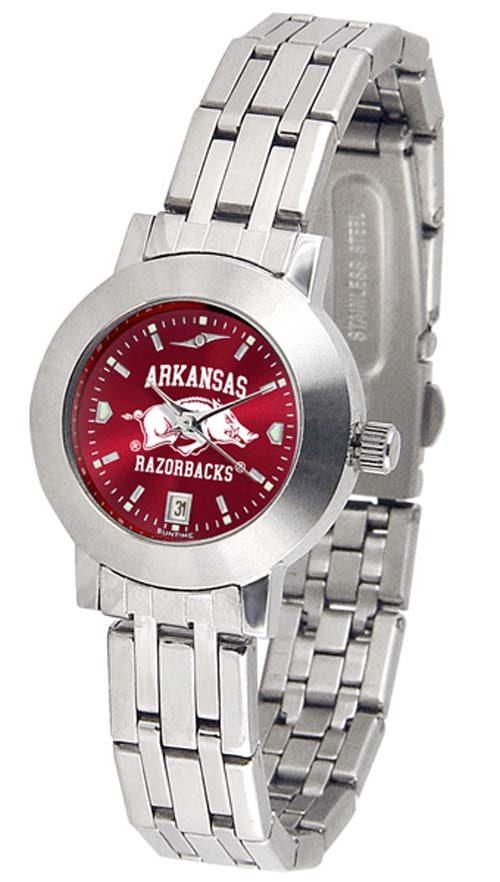 Arkansas Razorbacks Dynasty AnoChrome Ladies Watch