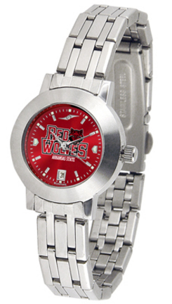 Arkansas State Red Wolves Dynasty AnoChrome Ladies Watch