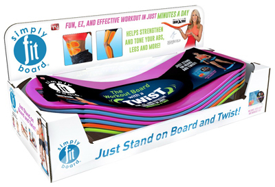 As Seen On TV 225578 Simply Fit Exercise Board