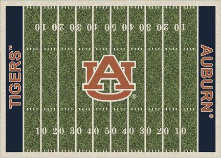 "Auburn Tigers 3' 10"" x 5' 4"" Home Field Area Rug"