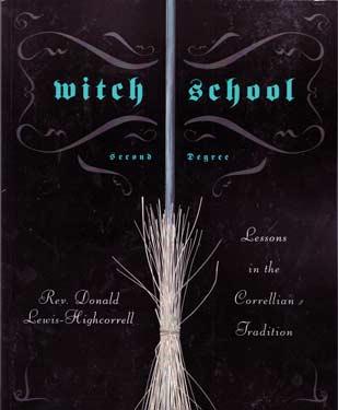 AzureGreen BWITSCH2 Witch School Second Degree