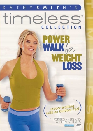 BAYVIEW BAY324 KATHY SMITH TIMELESS COLLECTION - POWER WALK FOR WEIGHT LOSS