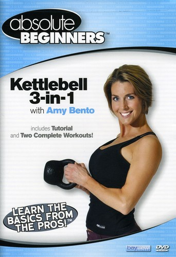 BAYVIEW BAY906 ABSOLUTE BEGINNERS - KETTLEBELL 3-IN-1 WITH AMY BENTO