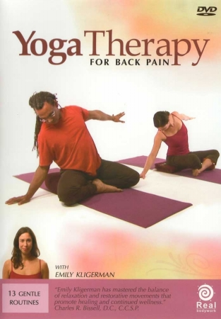 BAYVIEW BV040 YOGA THERAPY FOR BACK PAIN