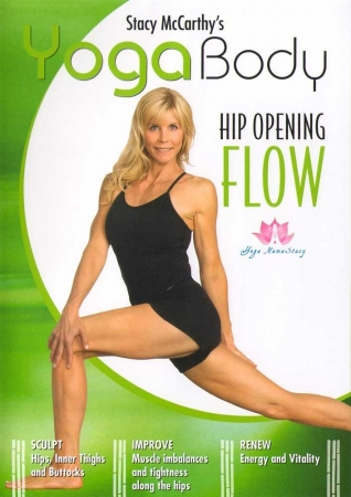 BAYVIEW BV7828 YOGA BODY - HIP OPENING FLOW WITH STACY MCCARTHY